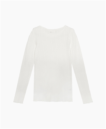 Skall Studio - Edie Blouse - Off-white