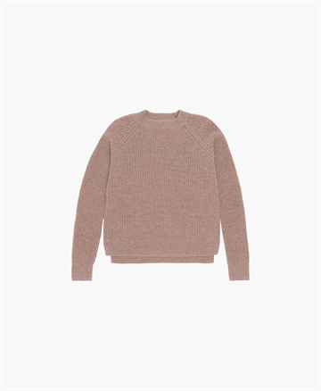 Holmm - Ellis Woman Sweater - Toast