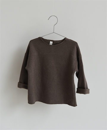 Co Label - Billie Blouse - Mellow Brown