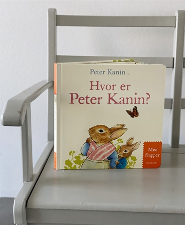 Peter Kanin - Hvor er Peter Kanin? - Beatrix Potter
