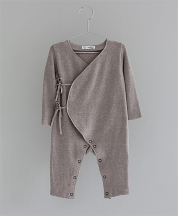 Co Label - Warm Eddie Babysuit - Oat