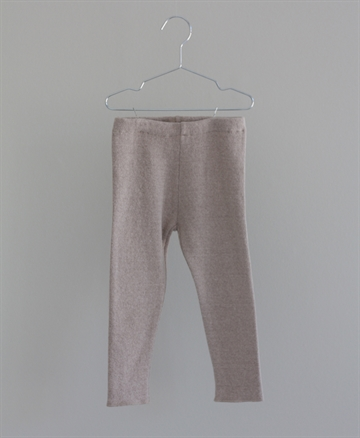 Co Label - Warm Lou Leggings - Oat